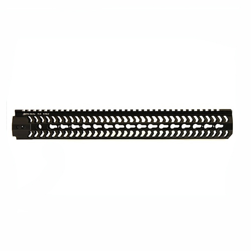 Odin Works KeyMod Free Float Forend Black 15 1|2 inch