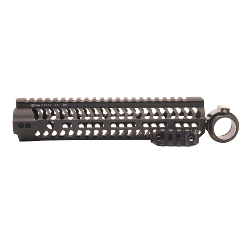 Odin Works M-Lok Free Float Forend 9 1|2&quot, Black