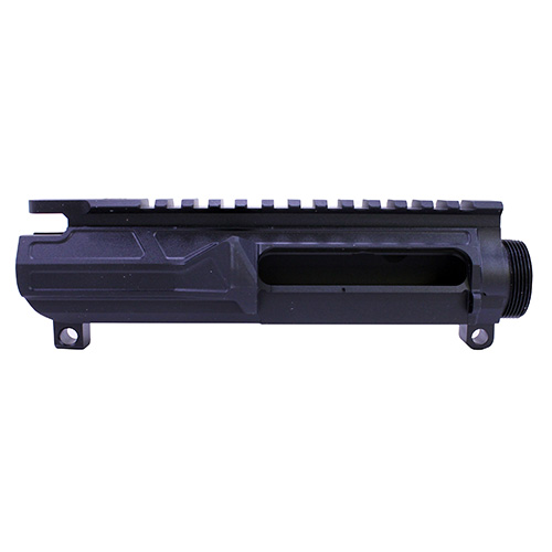 Odin Works Works Billet Upper Receiver AR15 7075 Billet Aluminum Black w| Dust Cover