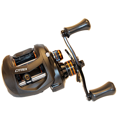 Okuma Ci-354LXa Ctrix LP Baitcaster  in. A in.  Reel 7+1 BB 5.4:1 Left Hand