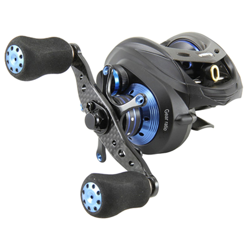 Okuma HTC-266V Helios TCS LP 8+1 BB Reel 6.6:1