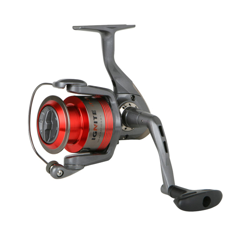 Okuma IT-40a Ignite  in. A in.  Spinning Reel 4+1 BB 5.0:1 40sz