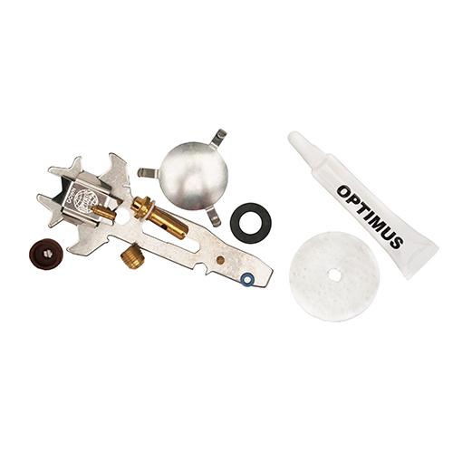 Optimus Hiker + Extensive Repair Kit