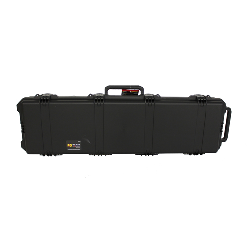 Pelican IM3300 Storm Long Case with Wheels HPX Resin Black 53.8x 16.5 in.  x 6.7 in.  (Exterior) in.