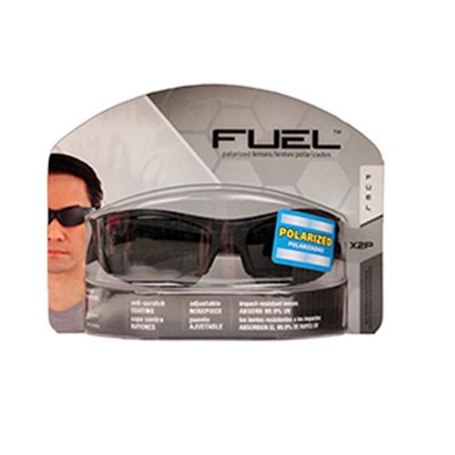 Peltor Fuel X2P HP Safety Eyewear, Black,Polarized Gray