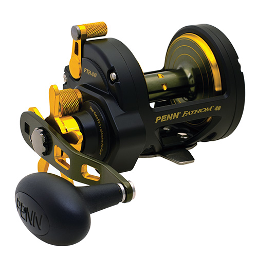 Penn FTH40 FATHOM 40 STAR DRAG Reel BOX