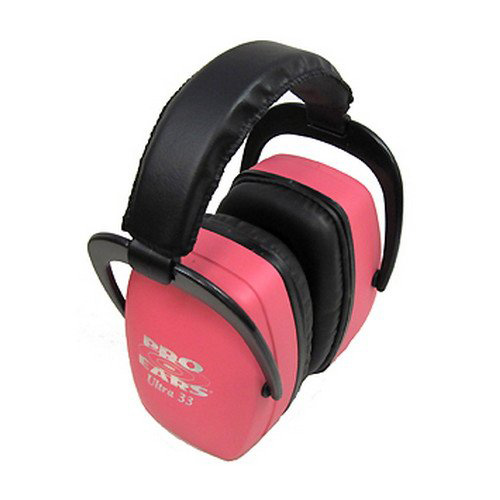 Pro Ears Mag Gold NRR 33 Pink