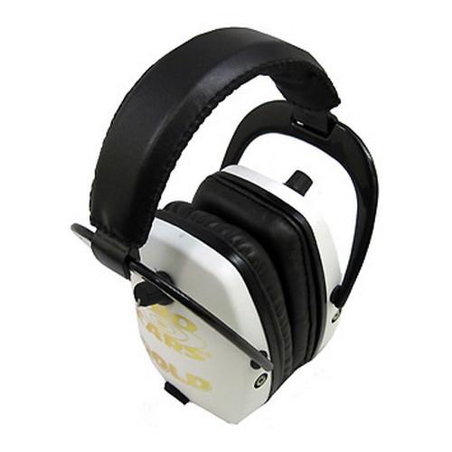 Pro Ears Slim Gold NRR 28 White