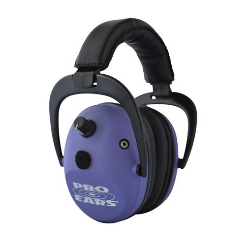 Pro Ears Predator Gold NRR 26, Purple