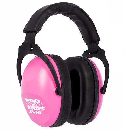 Pro Ears Revo 26 - Neon Pink