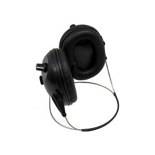 Pro Ears Pro Tac 300 Black Behind the Head