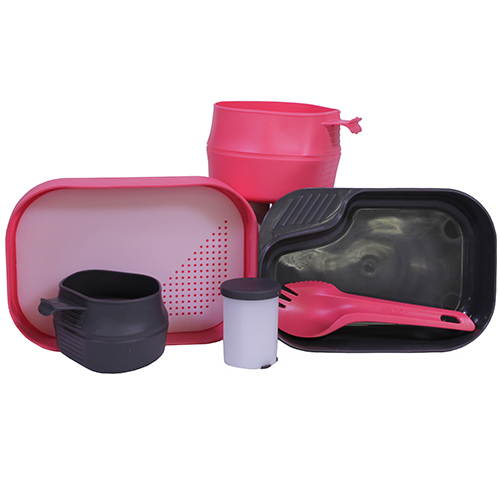 Proforce Equipment Wildo Camp-a-box Complete Pink