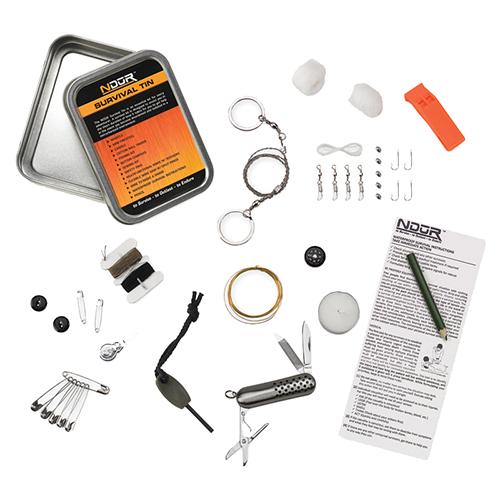 Proforce Equipment Ndur Survival Tin
