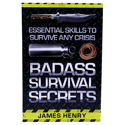 Proforce Equipment Badass Survival Secrets