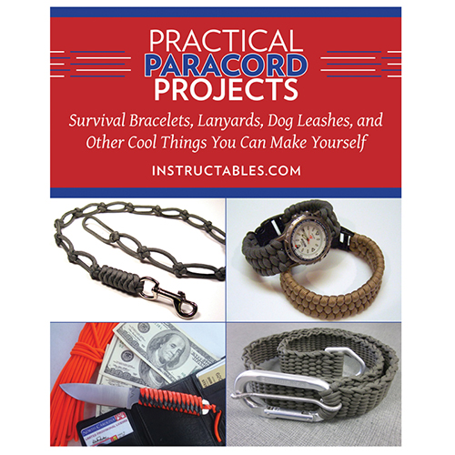 Proforce Equipment Practical Paracord Projects