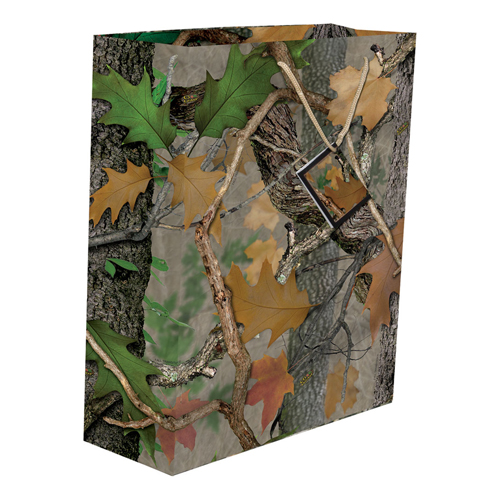 Rivers Edge Products X-lg Cb Camo Gift Bags 16 in. x19 in. x6 in.