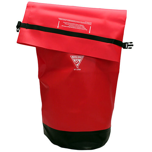 Seattle Sports Explorer Dry Bag XL 55 Liter Red