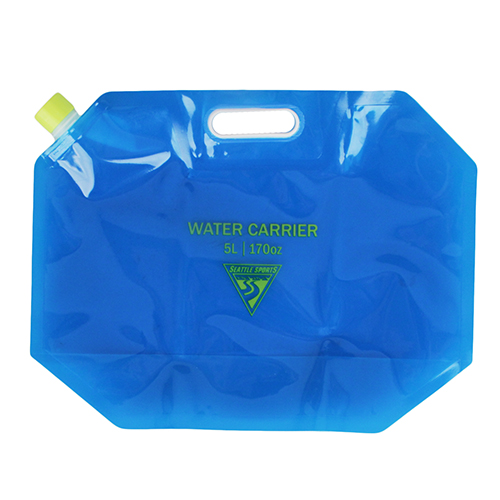 Seattle Sports AquaSto Water Carrier 5L Blue