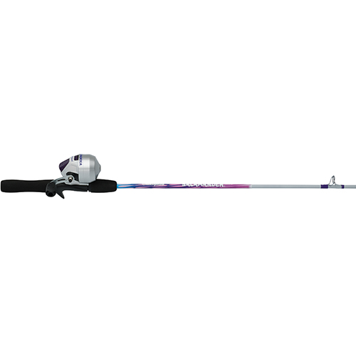 Buy Shakespeare Amphibian 4 6 L Spincast Rod And Reel Combo Pink