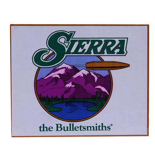 Sierra Bullets 9390 22 Caliber MatchKing, 80 Grains, Hollow Point Boat Tail, Per 500