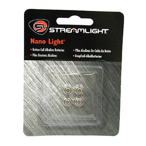 Streamlight Nano Battery 4pk