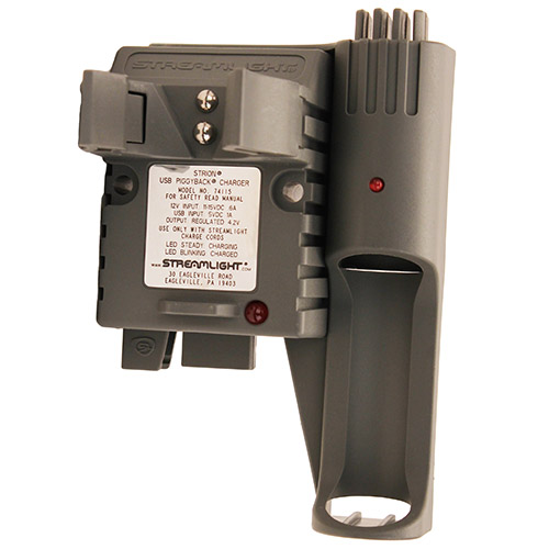 Streamlight Strion USB PiggyBack Charger Holder