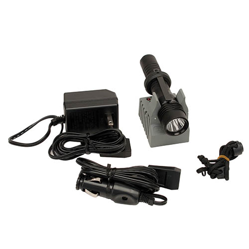 Streamlight Strion LED HL w|Grip Ring w|120V AC