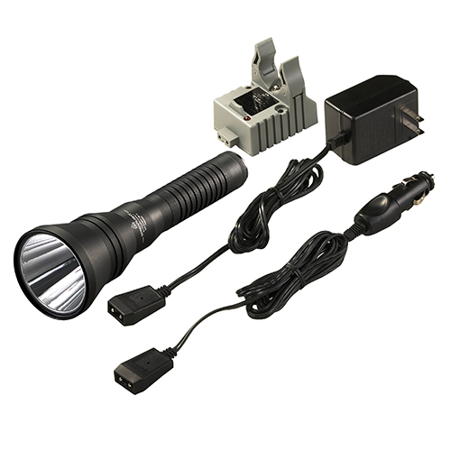 Streamlight Strion HPL with 120V AC|12V DC PiggyBack