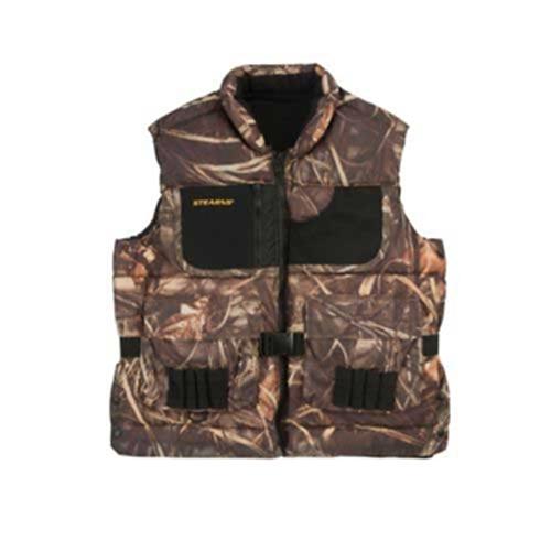 Stearns Hunting Vest Adult, Camo Medium