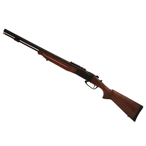 T/C Arms 10293 Break Open 50 Black Powder 24 Adjustable Fiber Optic 209 Primer Walnut Stk in.
