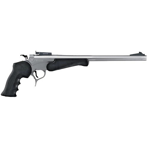 Thompson/Center 5701 Pro Hunter Pistol 223 Rem 15 Fluted 1rd Rubber Grip SS in.