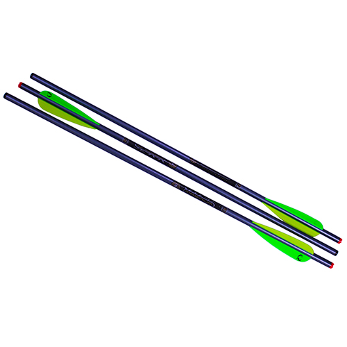 TenPoint XX75 Aluminum Crossbow Arrows, 3 Pack