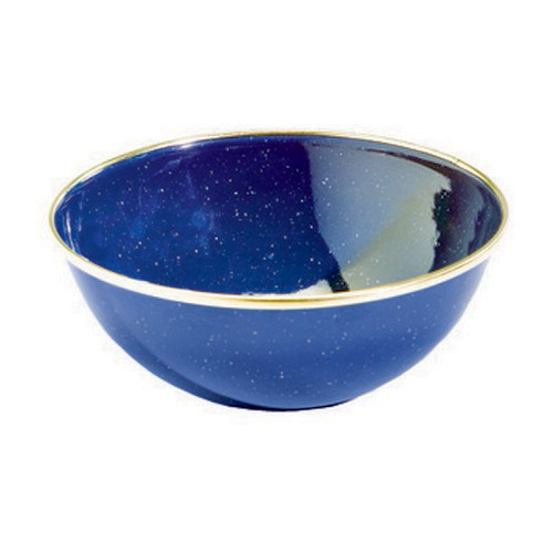 Texsport Bowl Enamel 6-inch Mixing SS Rim