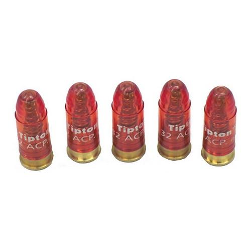 Tipton 647663 Snap Caps 32 ACP (Per 5)