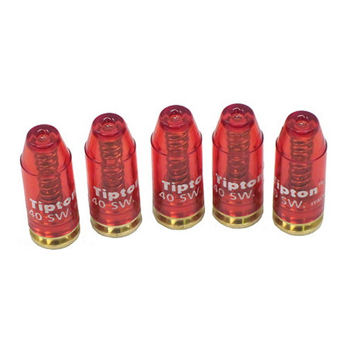 Tipton 745435 Snap Caps 40 S&W (Per 5)
