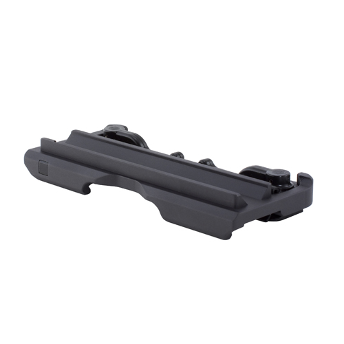 Trijicon TA22 A.R.M.S. Mount Number 19 LD ACOG Throw Lever Adapter for Picatinny Rails, Black