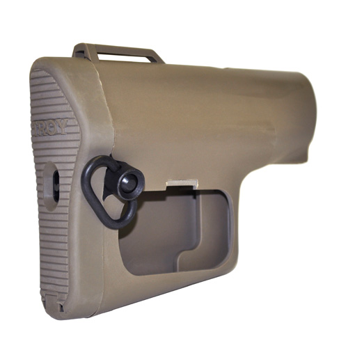 Troy NAV Stock with NO GPS - FDE