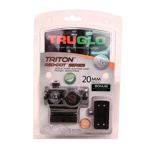 Truglo Triton 20MM TRI-COLOR R|G|B