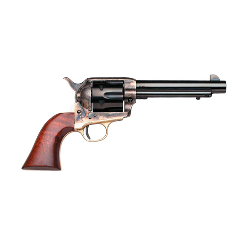Taylors 455 1873 Ranch Hand 45 Colt (LC) 7.5 6rd Walnut CH Frame Blued in.
