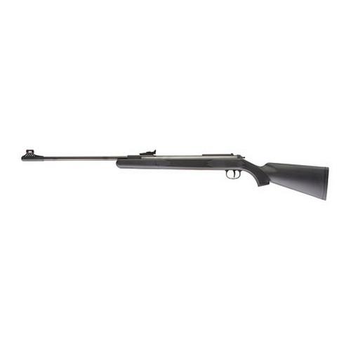 RWS 2166023 M34 P Panther Air Rifle Break Barrel .22 Pellet Black Syn Stock Blued