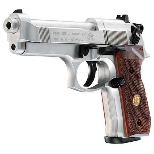 Umarex M92FS Nkl|Wd .177 Pellet Air Gun Pistol