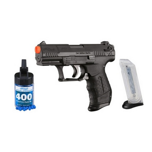 Umarex 227-2001 Walther P22 Airsoft Air Gun Pistol