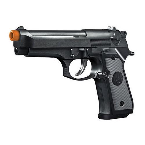 RWS Beretta 92 Fixed Sights Electronic Airsoft Air Gun Pistol