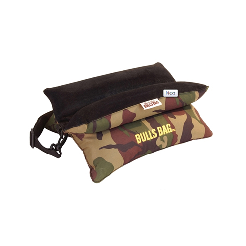 Uncle Buds Camo Poly|Suede Gun Rest w|Carry Strap 15-inch