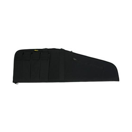 US PeaceKeeper P20040 MSR 40 Rifle Case 600 Denier Black in.