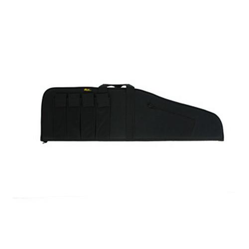 US PeaceKeeper P20045 MSR 45 Rifle Case 600 Denier Black in.