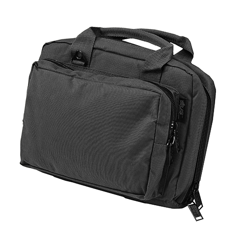 US PeaceKeeper P21105 Mini Range Bag 600D Polyester 12.75 x 8.75 in.  x 3 in.  Black in.