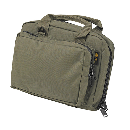 US PeaceKeeper P21106 Mini Range Bag 600D Polyester 12.75 x 8.75 in.  x 3 in.  OD Green in.