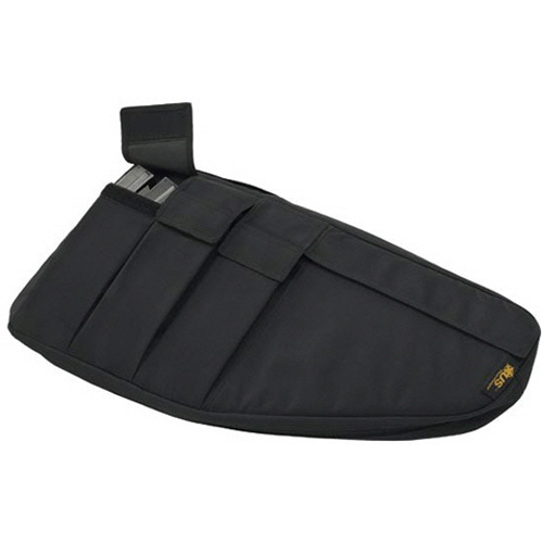 US PeaceKeeper P30024 SMG|SBR 26x13 in.  Rifle Case 600D Polyester Blk in.