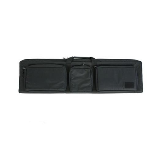 US PeaceKeeper P30049 3-Gun Case 48 600 Denier Black in.